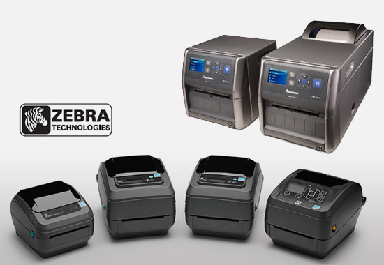 Desktop Barcode Label Printers